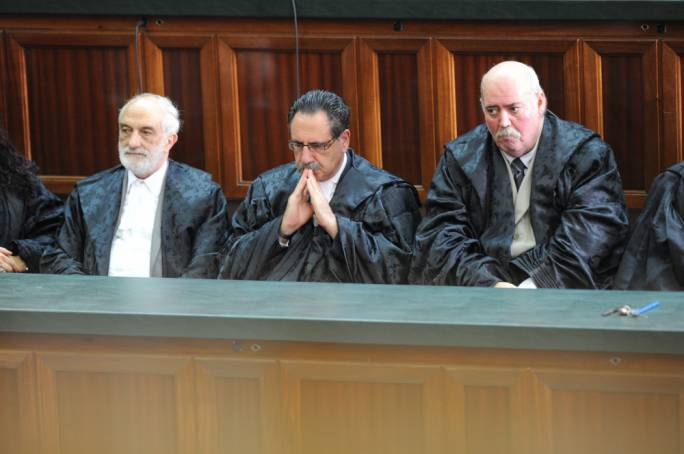 Judge Antonio Mizzi has refused to abstain from a case because his wife is a Labour MEP
