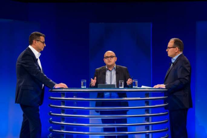 Debate between Adrian Delia and Chris Said