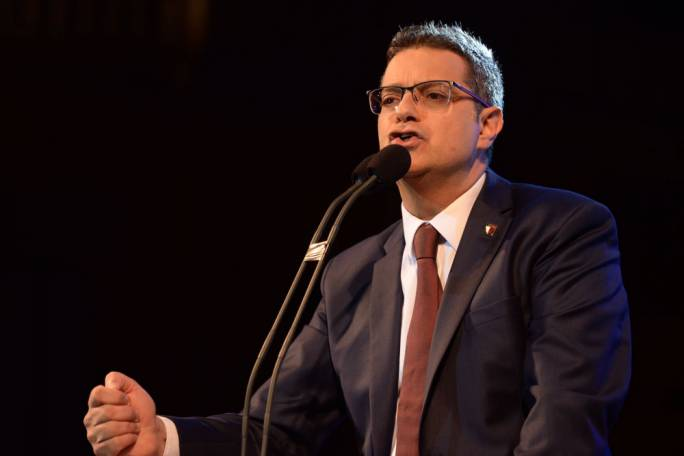Nationalist Party leader Adrian Delia argues Debono was selfless in his decision to give up his seat in Parliament