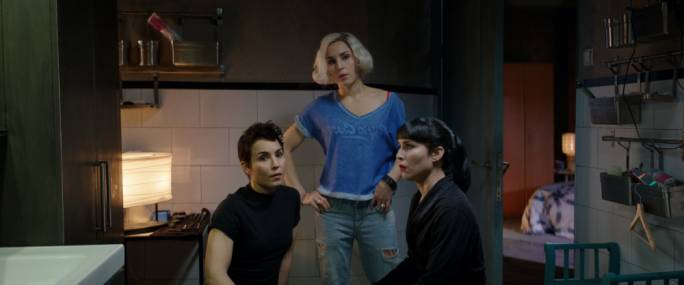 All Noomi, all the time: something of a gimmick, but Noomi Rapace's times-seven performance in sci-fi shocker What Happened to Monday is not to be sniffed at