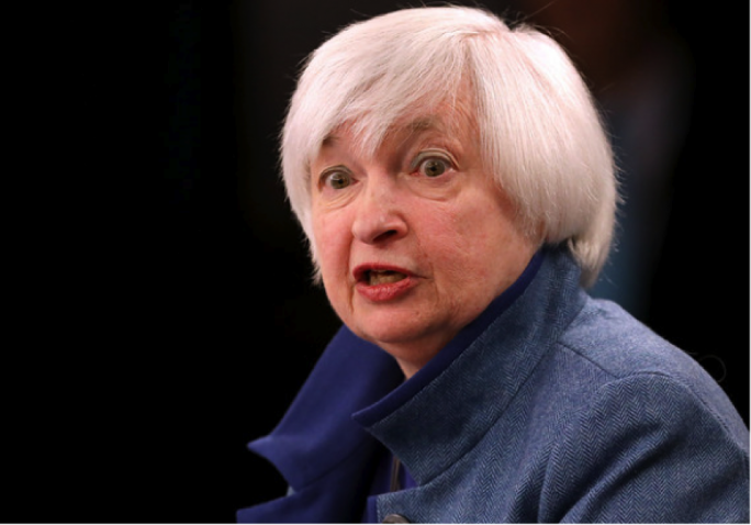 U.S.  stocks retreat on rate hike concerns