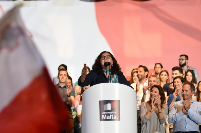 Marlene Farrugia: PD will not abscond its duty to electors
