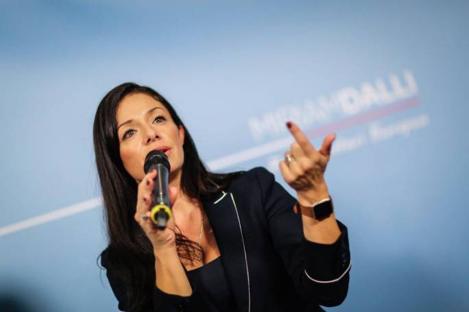 Labour MEP Miriam Dalli