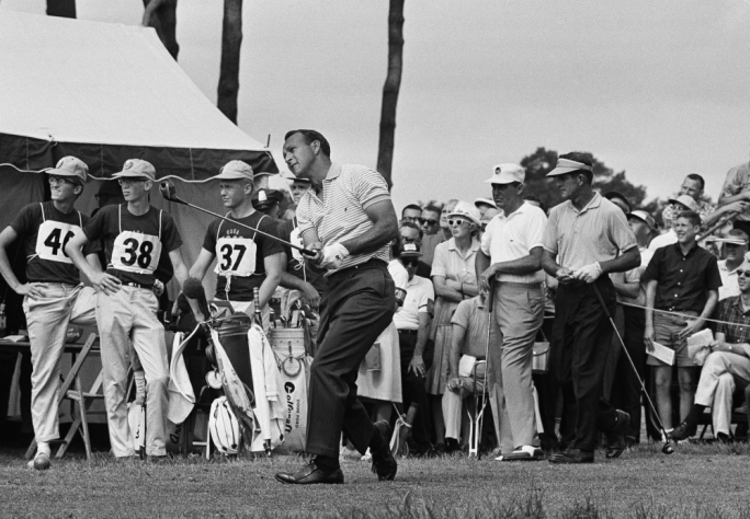 Palmer won the US Open in 1960