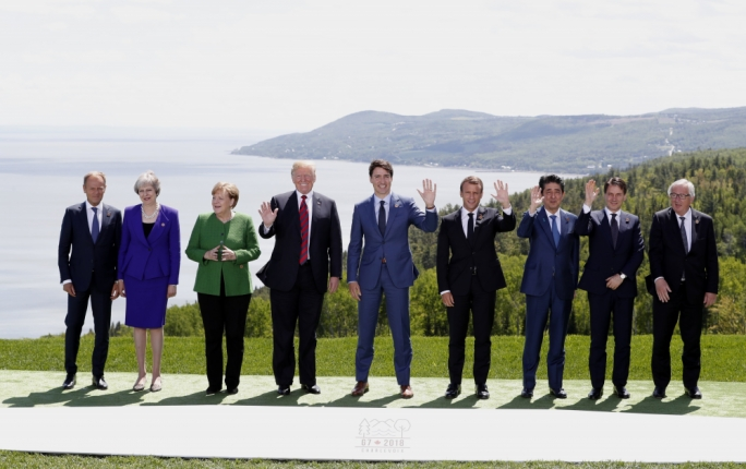 British PM Supports G7 Communique to Keep Russia Sanctions