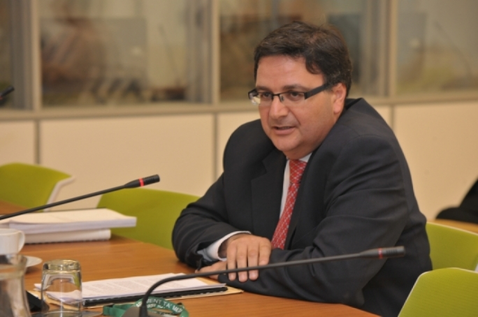 Former finance minister Tonio Fenech