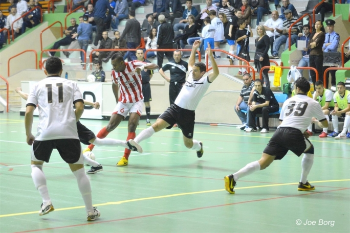 A series of incidents led the futsal association to implement a new security plan for the Corradino pavilion where matches are played