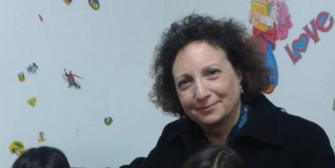Malta's consul in Tripoli Dr Marisa Farrugia