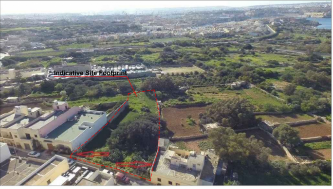The proposed development in the vicinity of Wied Rinella valley forms part of an Area of Ecological Importance