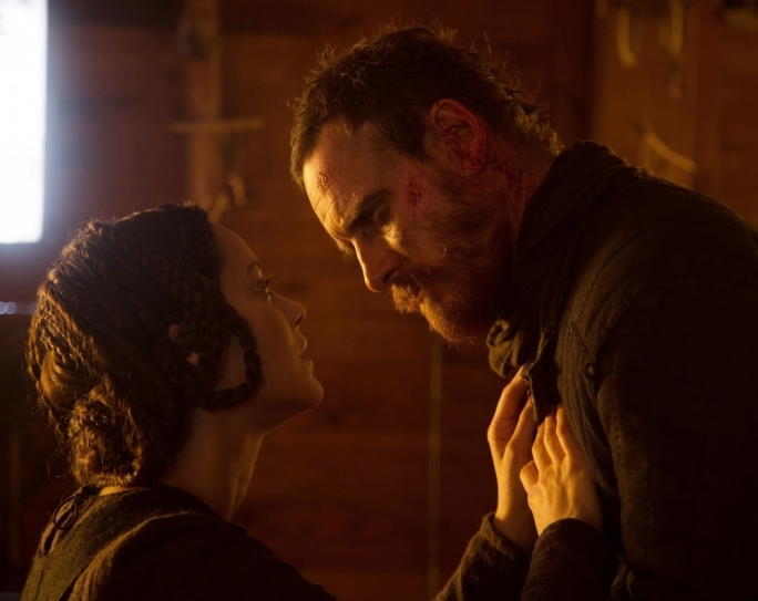 Love crime: Marion Cotillard and Michael Fassbender score the roles of a lifetime in Justin Kurzel's adaptation of Shakespeare's classic – and violent – tragedy