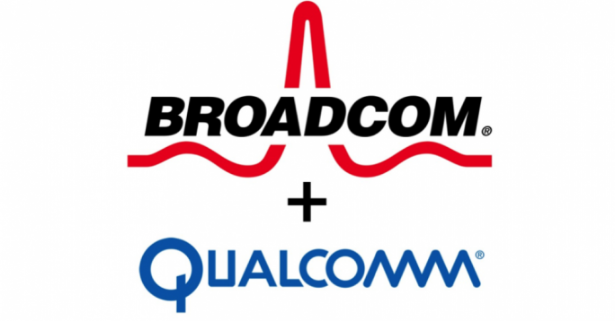 Broadcom's made an offer to acquire Qualcomm. The offer is part of Broadcom effort to become a dominant supplier of communications chips to the wireless industry