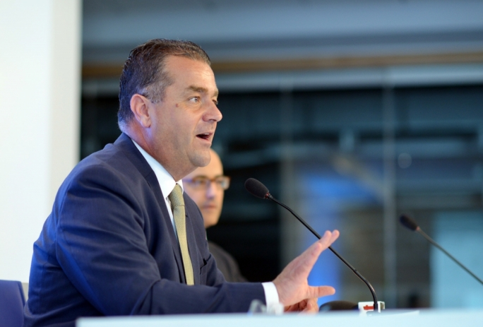 Beppe Fenech Adami (File Photo)