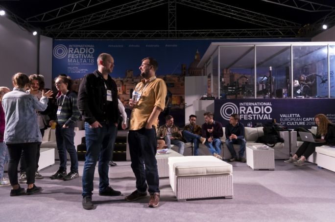 The 9th edition of the International Radio Festival, here in Malta
