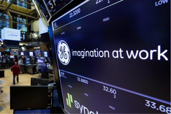 General Electric announced that it will be cutting its dividend by 50% to $0.12 per share as of December amid restructuring efforts