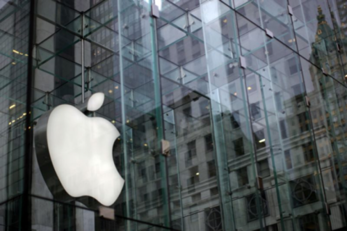 Storm clouds gathered around Apple Inc. on Monday, after a rare analyst downgrade