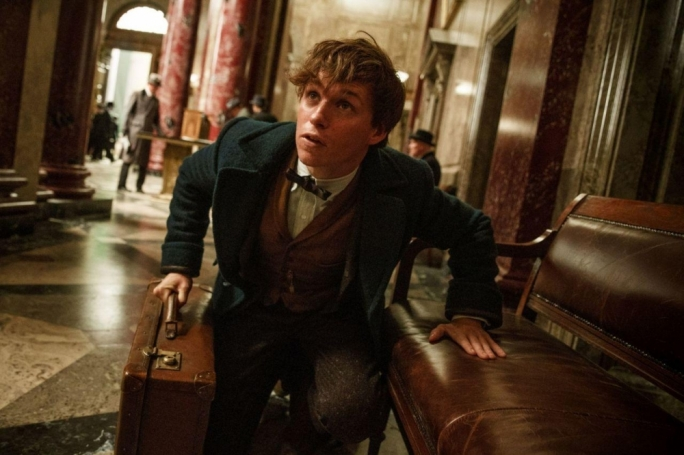 Here be monsters: Eddie Redmayne stars in this Harry Potter prequel-cum-spinoff-cum-cash cow