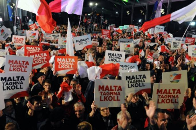 With the Labour Party back in power in 2013, Caruana Galizia took her writing to new heights