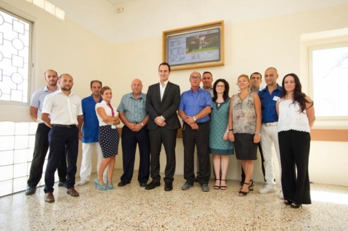 Go Employees Volunteer At Mount Carmel Hospital