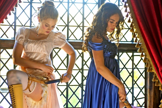 Regency rocked: Pride and Prejudice vs Zombies re-imagines the Jane Austen classic