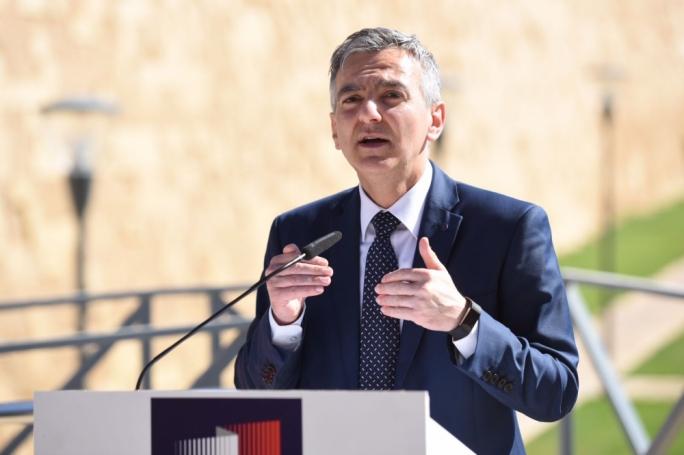 PN leader Simon Busuttil (Photo: James Bianchi/MediaToday)