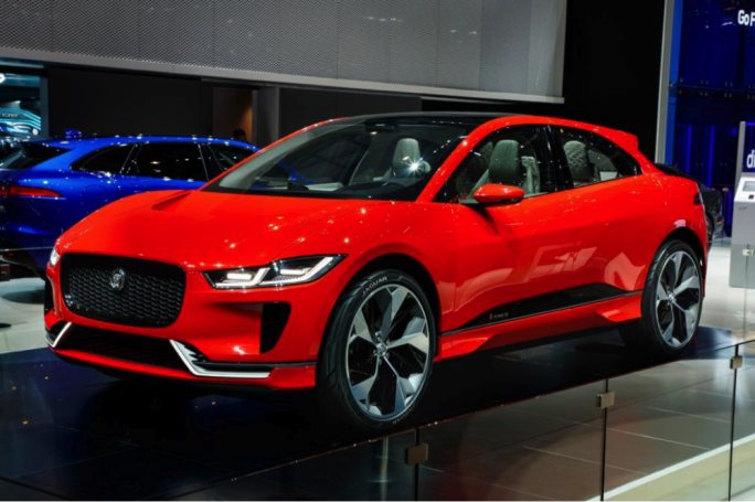 Britain's biggest carmaker, Jaguar Land Rover, has announced that by the year 2020, every new vehicle line launched will be powered by an electric or hybrid-electric engine