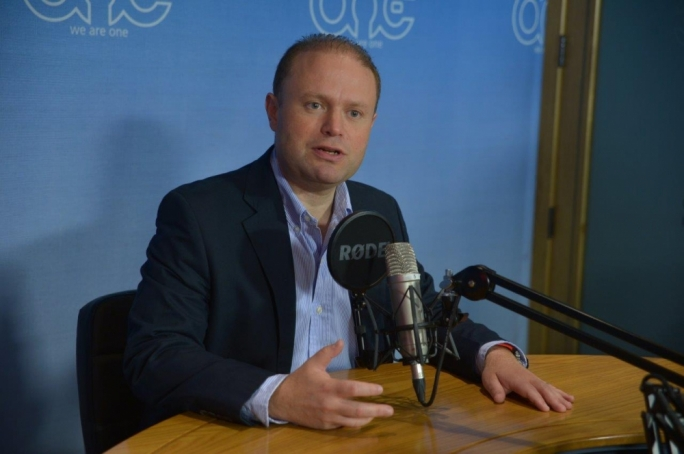 Prime Minister Joseph Muscat insisted his government would not allow Malta to  be used by extremists groups