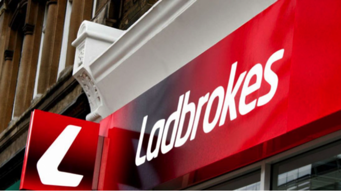 British bookmaker Ladbrokes Coral PLC is in