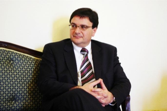 Former finance minister Tonio Fenech