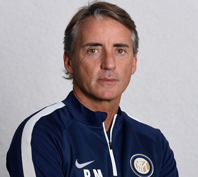 Roberto Mancini is set to leave Inter