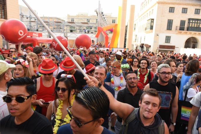 Malta tops the gay rights league but daily life can still be a struggle for some