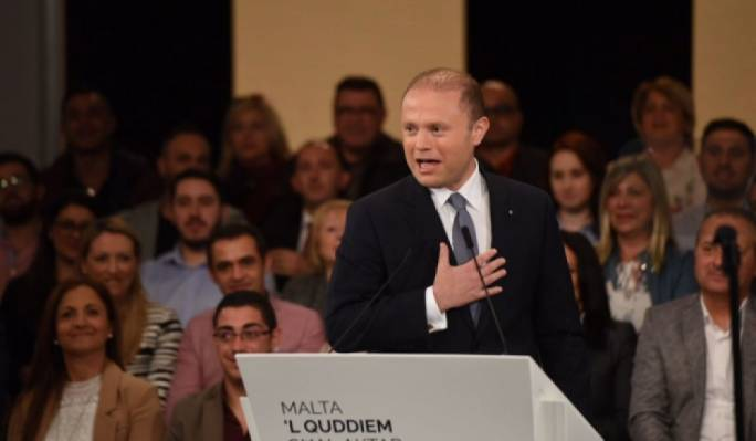 The Egrant story implicating Joseph Muscat's wife forced the Prime Minister to call an early election