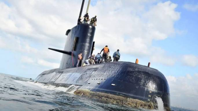 Missing Argentinian Submarine Could Have Been Discovered By US Navy