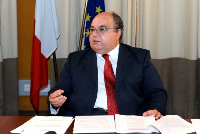 Minister Manuel Mallia