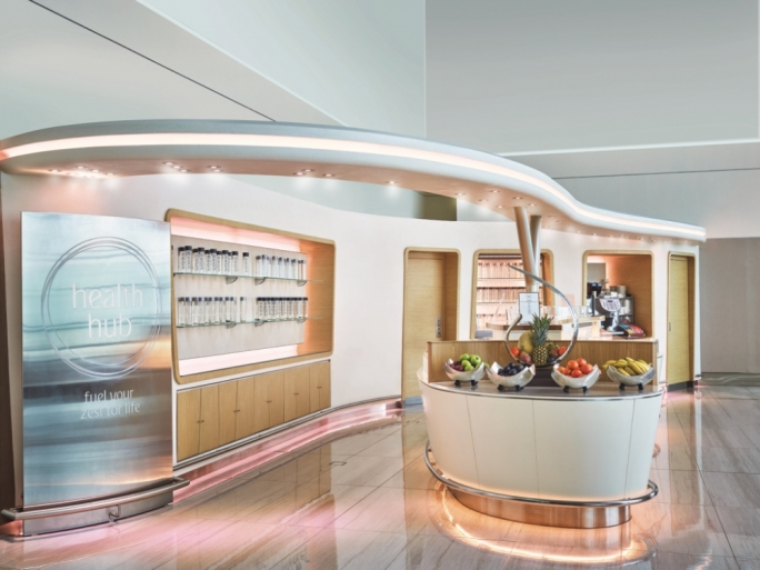 Health conscious travelers, Emirates has you covered with their new Health Hub