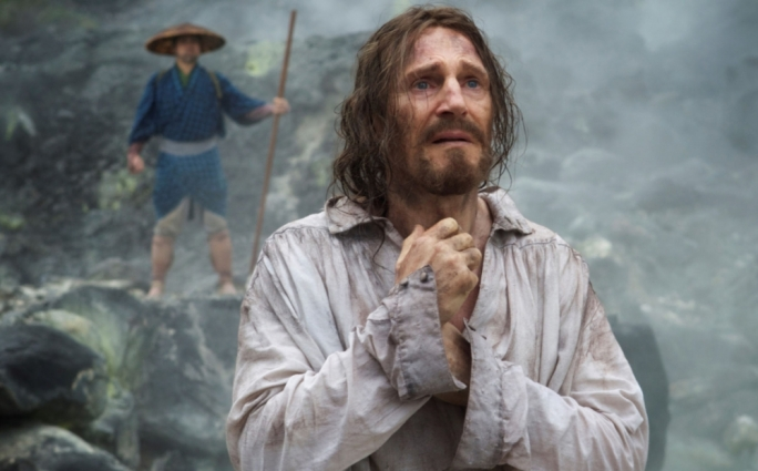 Dangerous pilgrimage: Liam Neeson in Martin Scorcese's Silence