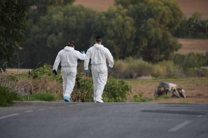 Daphne Caruana Galizia was killed in a car bomb last monday