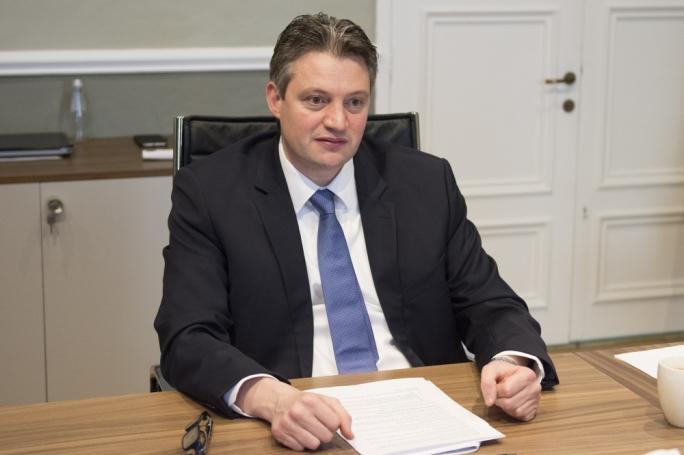 De facto energy minister Konrad Mizzi