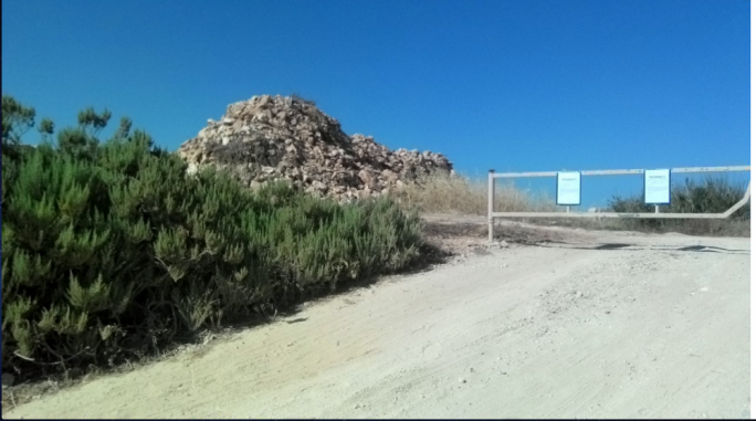 The land in Kalanka where the store is being proposed