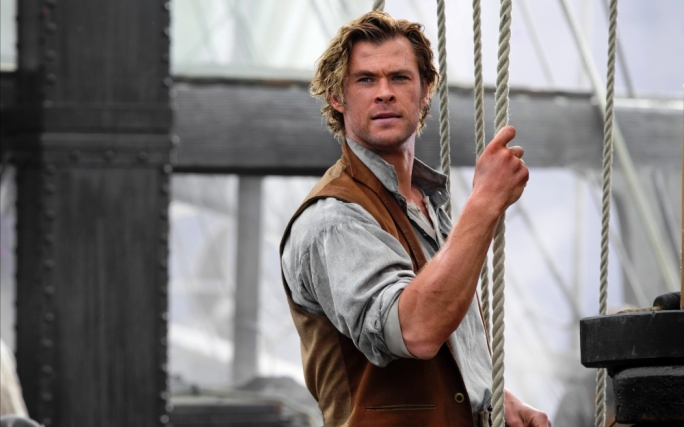 Whale of a time: Chris Hemsworth is back to hunt whales and increase your heart rate (if you're so inclined)