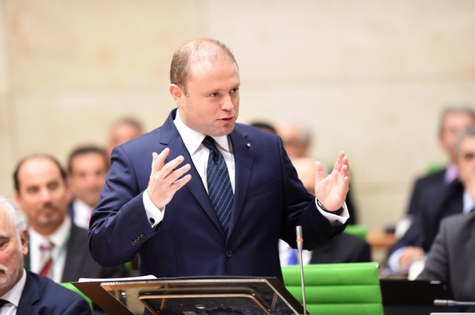 If Busuttil was truly weak, Muscat wouldn't need to resort to the personal attacks as he did in his Budget speech