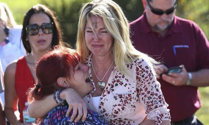 Angry Reaction From Survivors of Florida School Shooting Over President Trump's Tweet
