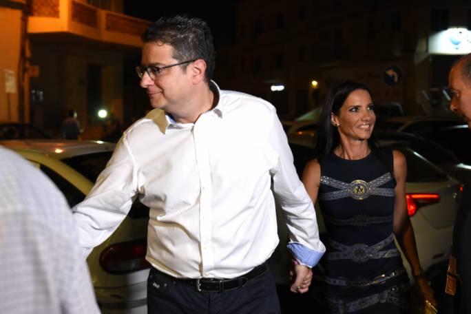 PN leadership contender, Adrian Delia