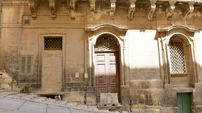 No. 8, Old Mint Street in Valletta is the new proposed premises for Malta's main lending library