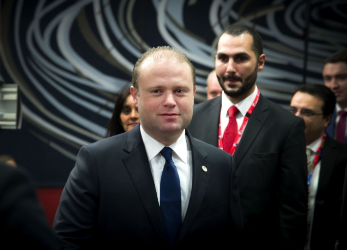 Prime Minister Joseph Muscat (Photo: European Council)