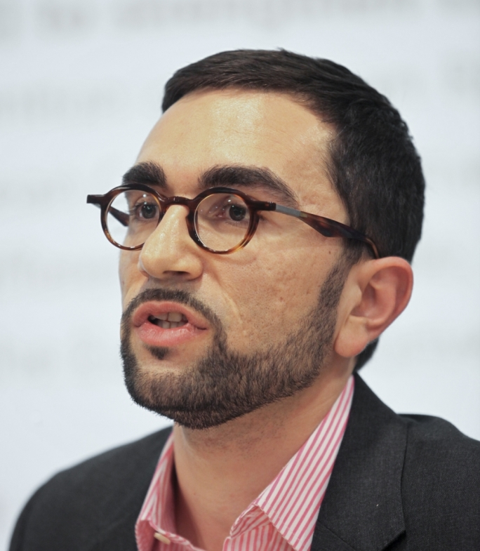 Silvan Agius, director of the newly set up Human Rights and Integration Directorate • Photo: Ray Attard