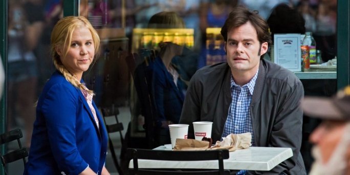 The new normal: Amy Schumer and Bill Hader headline this aggressively atypical rom-com… but does it really challenge the status quo?