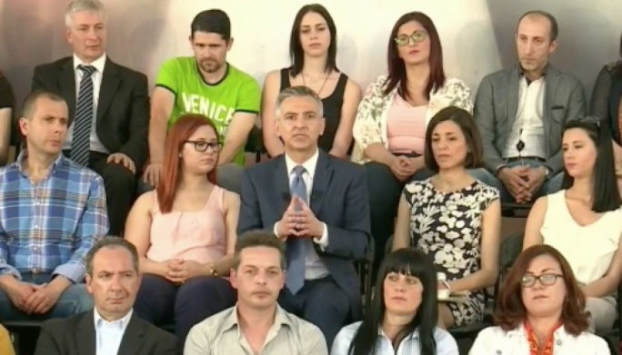 Simon Busuttil was addressing a political activity in Birgu