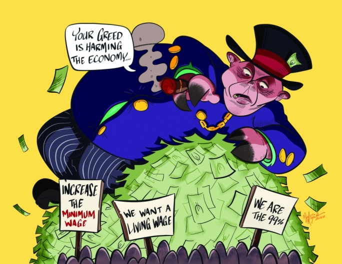 Cartoon by Mark Scicluna