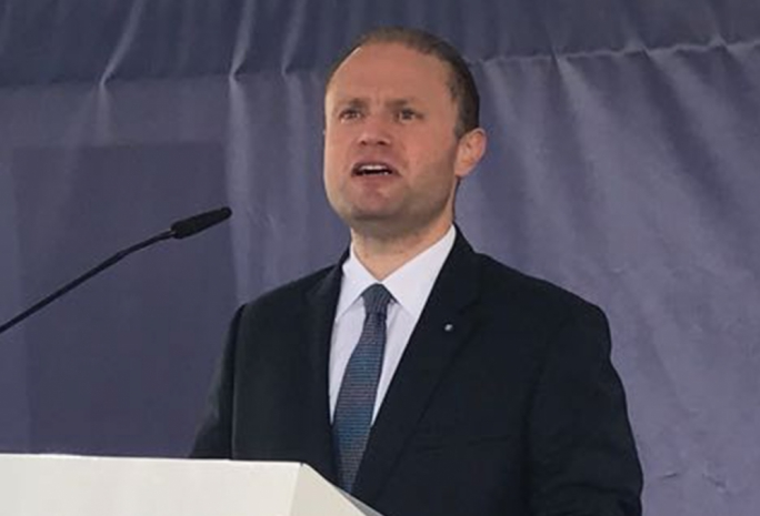 Prime Minister Joseph Muscat said the country was today in a position where it could plan for the future