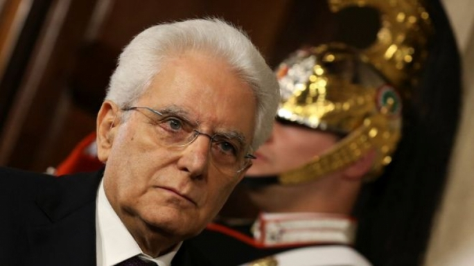 Italy's 5-star leader says president should be impeached